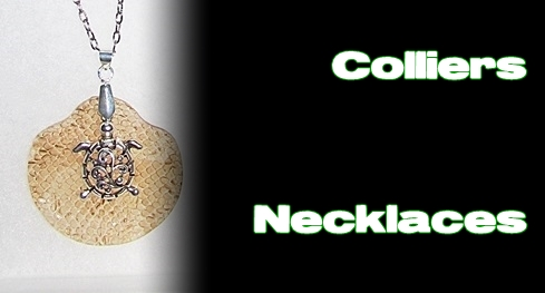 Élevages Lisard - Colliers / Necklaces